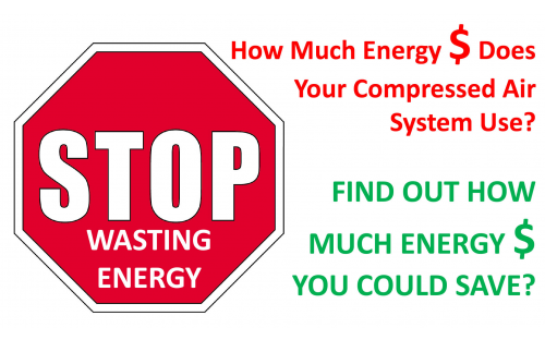 Stop Wasting Energy